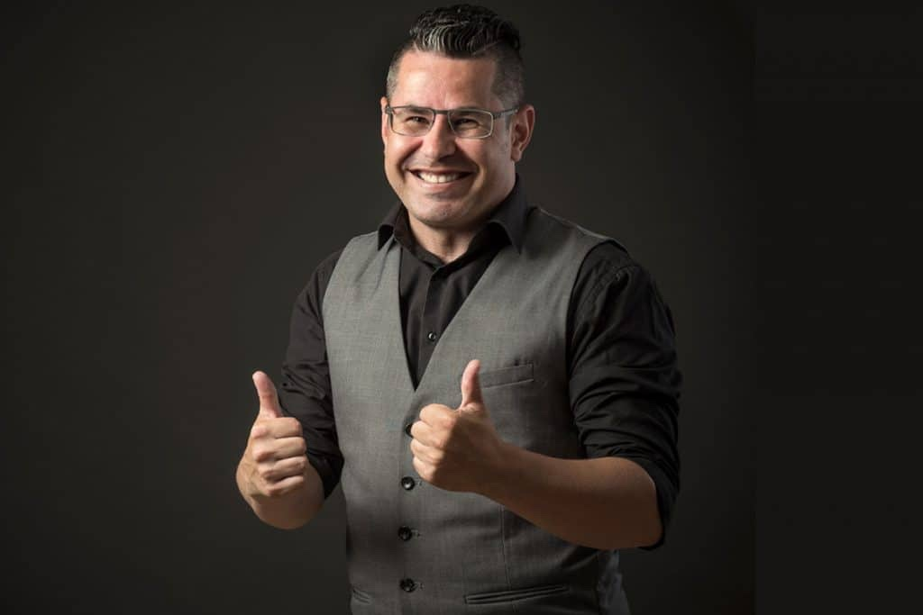 Waarom Michael Profiel foto groot