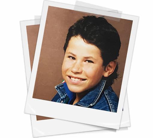 Biografie goochelaar Michael Divano 12 years old