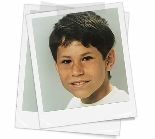 Biografie goochelaar Michael Divano 7 years old